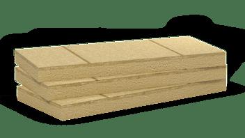kamena volna za ravne strehe dachrock
