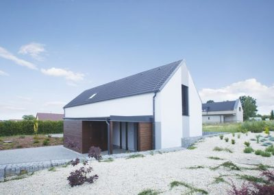 silikatni zidaki hiše