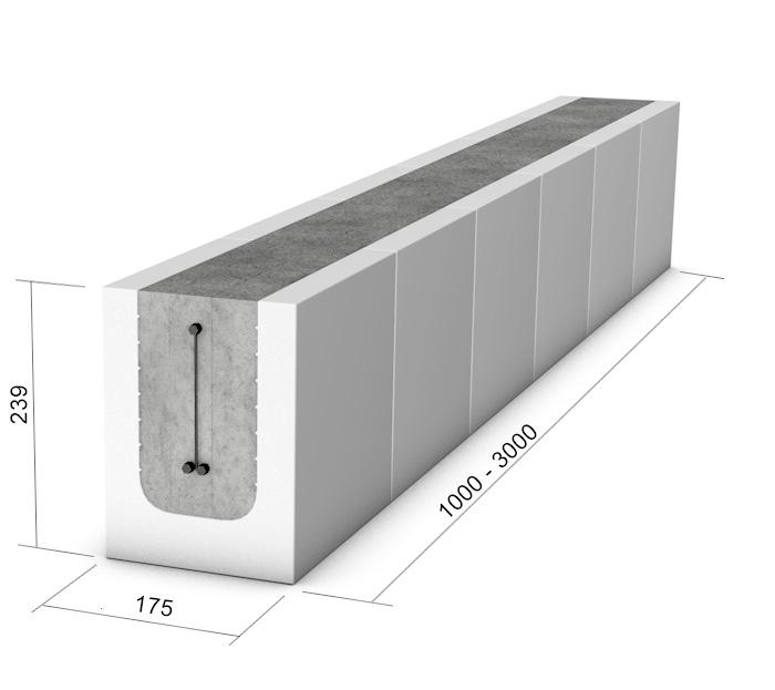 6DF silikatni zidak preklada